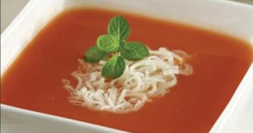 Kremalı  Domates Çorbası