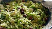 Bürüksel Lahana Salatası