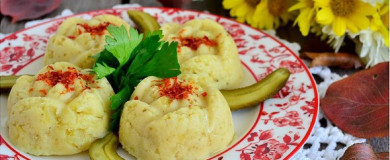 Tahinli Patates